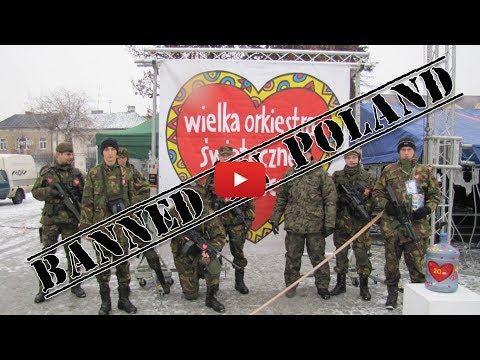 Why does the government of Poland hate charity? WOŚP.