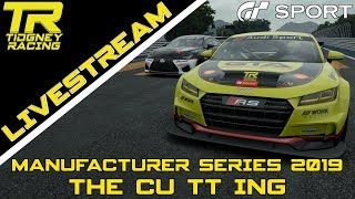 [GT Sport] - The CuTTing || FIA Championship 2019 PART 2