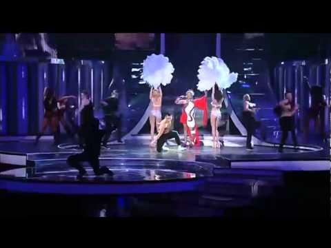 Premios Billboard 2012 .- Don Omar, Akon, Natty Natasha y Loalwa Braz