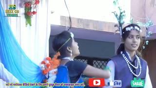 भोली सुरतिया तोर नैना म झुलै वो /छत्तीसगढ़ी गीत mix/lohara college annual function dance video