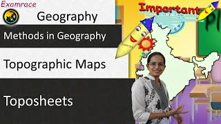 Understanding Topographic Maps: Fundamentals of Geography