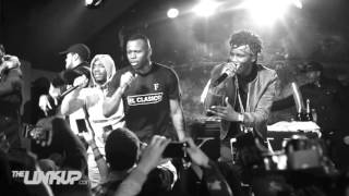 Fekky, Krept & Konan, Chip, Wretch 32 Perform