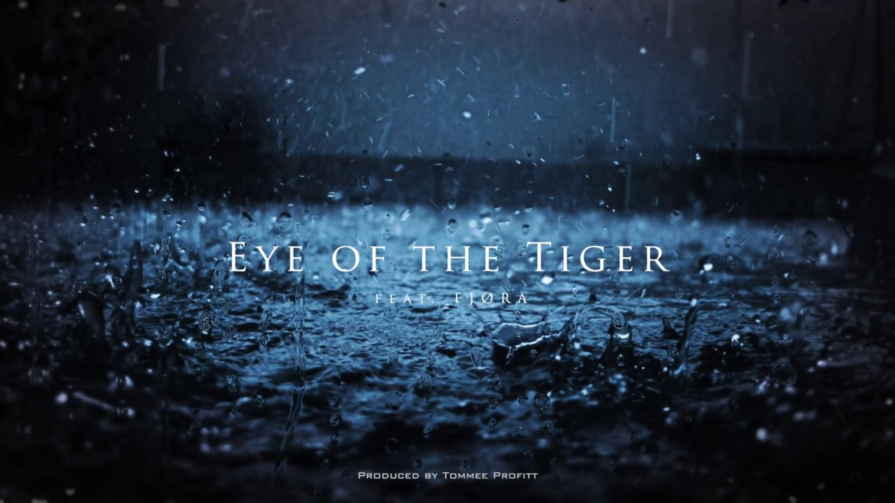 Download Eye of the Tiger (Epic Cinematic Cover) feat. FJØRA - Tommee Profitt