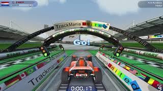 TrackMania Nations Forever - White Tracks speedrun