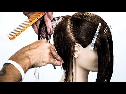 The Best Short Haircut...   Pixie Haircut Tutorial