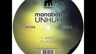 Manaboo (aka Brendon Moeller) - Unhuh