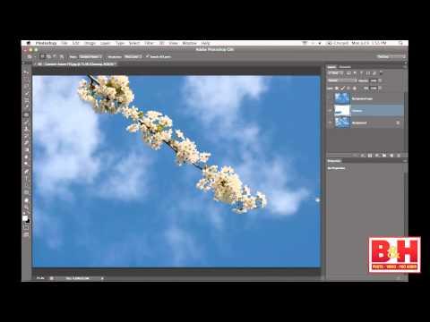 Landscape Editing and Enhancements with Photoshop CS6 | FunnyDog.TV