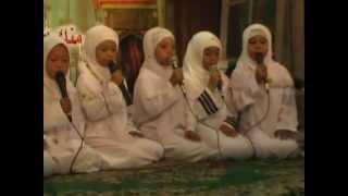 Acara Maulid Nabi SAW Pesantren Nurun Nisa` & Nurul Rijal Malang (Tartil & Asmaul Husna).mp4