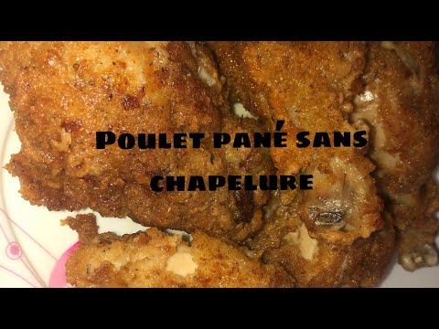 comment-faire-du-poulet-pané-sans-chapelure?