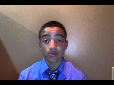 Frederick Douglass interview- Aaryn