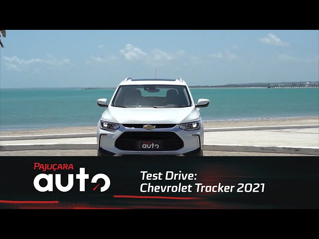 Test Drive: Chevrolet Tracker 2021