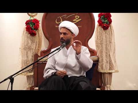 2 - Prophet Ayyub and the so-called 'Wife-beating Verse' – Shaykh Mohamed Ali Ismail