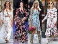 Sukienki w kwiaty - zwiewne i szalenie kobiece! Z czym je nosić, by wyglądać stylowo?
