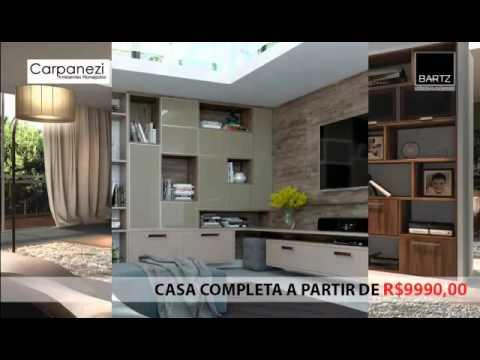 Promo o casa completa m veis planejados youtube for Amueblar casa completa