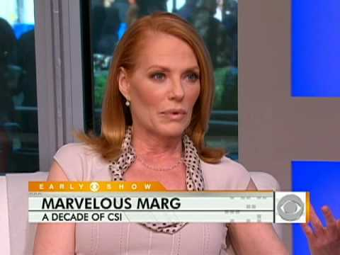 Marvelous Marg Helgenberger