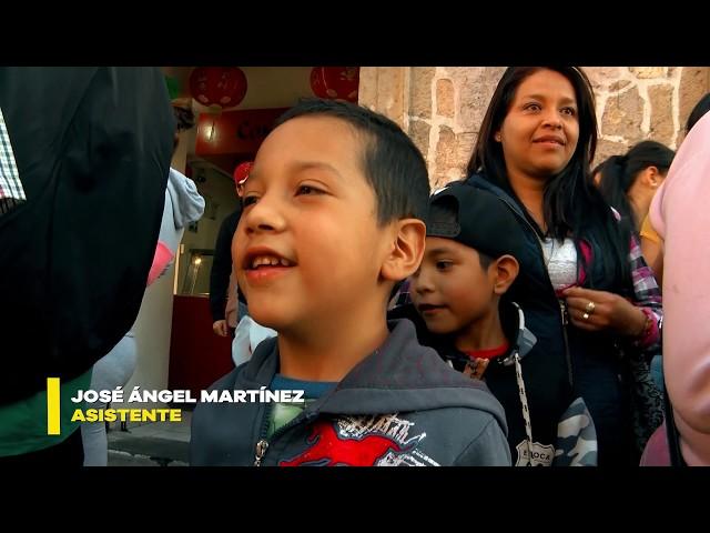 Cabalgata de Reyes Magos - Gobierno de Michoacán
