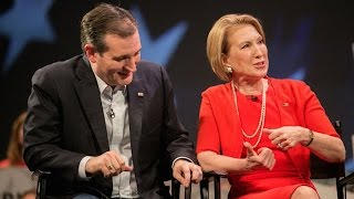 Carly Fiorina Loves Texting And Singing To Ted Cruzs Kids
