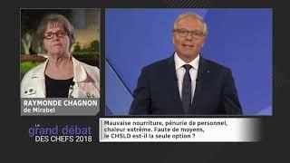 [YTP] DEBAT DES CHEFS (Québec 2018)
