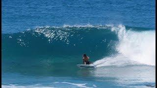 Junior Segment / Kai Martin at Backdoor Pipeline - Freesurf Magazine