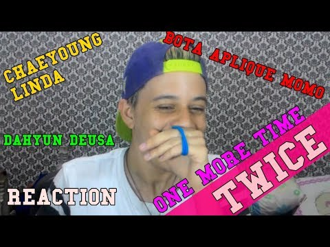 Chaeyoung Deusa Reaction Twice One More Time Youtube