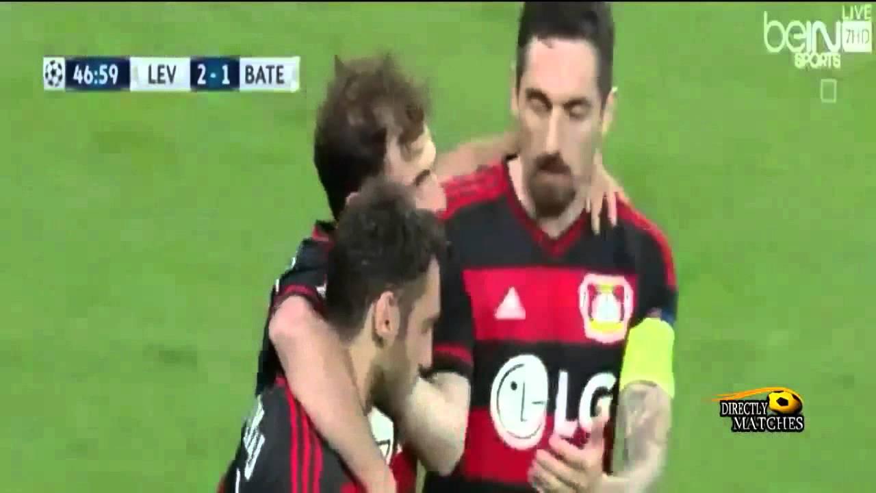 Leverkusen Bate