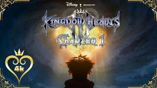 [4K-UHD-PS4]王國之心3-Kingdom Hearts 3-第一章-回顧