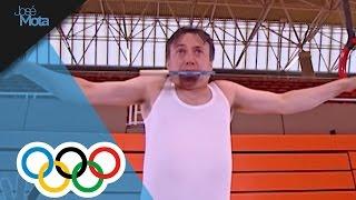 Juegos Olímpicos - Madrid 2016   José Mota