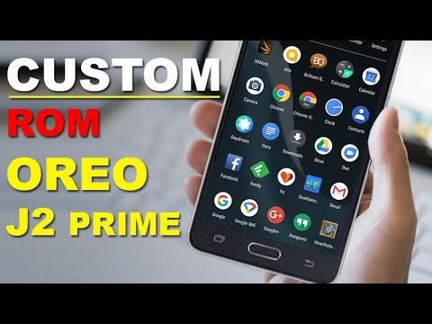 Cara Install Custom Rom Oreo Di Samsung J2 Prime - Madroid