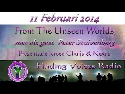 From  the Unseen Words met Peter Stuivenberg 11 febr 2014