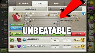 THE UNBEATABLE CLAN (Clash of Clans)