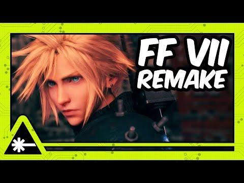 Is Final Fantasy 7 Remake Worth the Wait?!? (Nerdist News w/ Dan Casey)