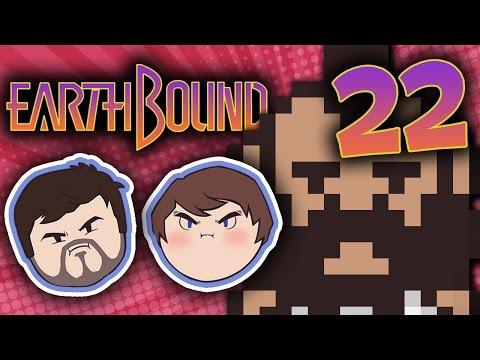 EarthBound: Mr. T's Gift - PART 22 - Grumpcade