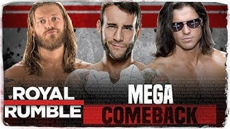 7 mögliche MEGA-Returns für den Royal Rumble 2020 (Deutsch/German)