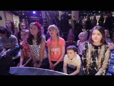 World Voice Day - Restart  with Nina Schofield and choir at Yamaha