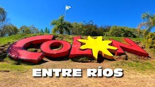 PASEO y TURISMO - COLON ENTRE RIOS 🇦🇷 🙌