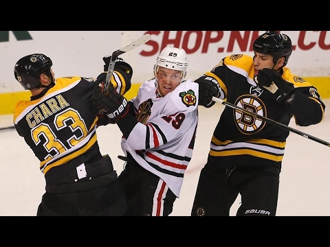Zdeno Chara & Milan Lucic - Bosses of Boston | Ultimate Highlights (HD)