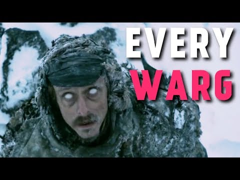 Every Warg in Game of Thrones