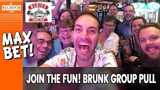 🍹 Join The BIG Brunk Fun 💰 Group Pull @ Rudies Cruise ✪ BCSlots