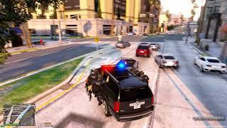 GRAND THEFT AUTO 5 LSPDFR EP #68   FAIL PATROL GTA 5 PC POLICE MODS