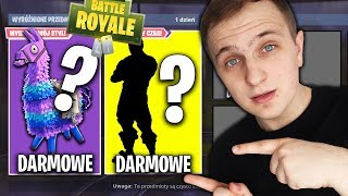 DARMOWY SKIN W FORTNITE - GIVEAWAY NA VDOLCE! Fortnite Bataille Royale