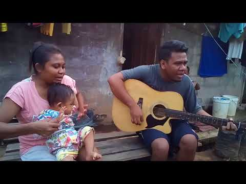 Jhon seran (risk, local singer go internasional )