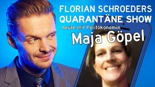 Die Corona-Quarantäne-Show vom 18.05.2020 mit Florian & Maja