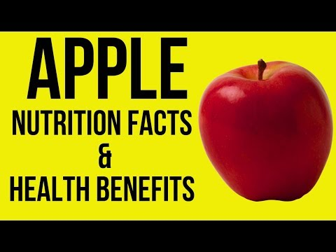 Nutrition Facts and Health Benefits of Apples I Apple Cider Vinegar
