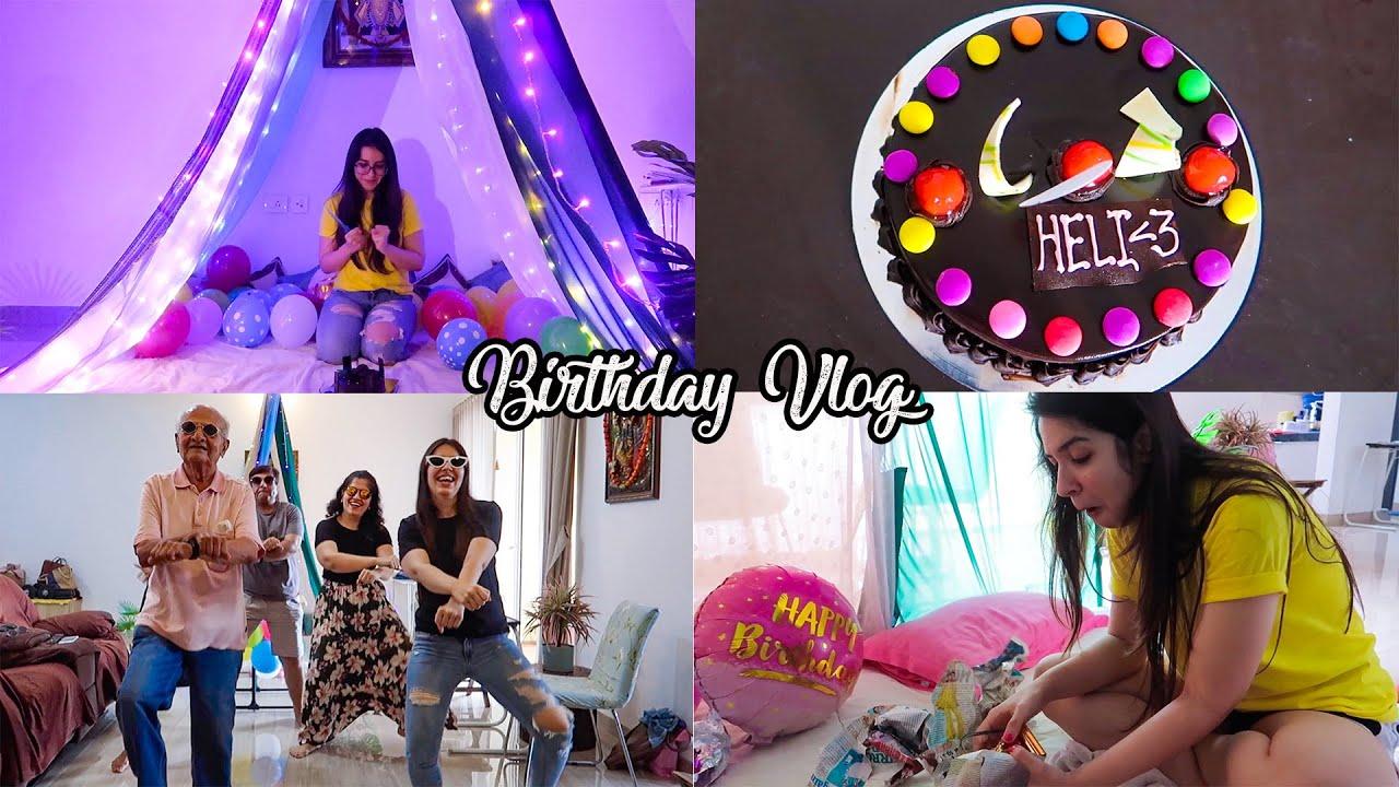 BIRTHDAY VLOG - Turning 22   Heli Ved