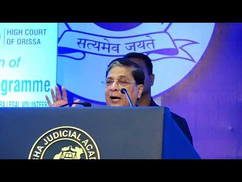 Hon'ble Shri Justice Dipak Misra, Judge, Supreme Court of India and Executive Chairman, NALSA.