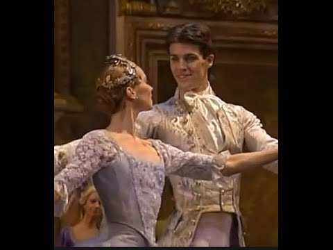 ROBERTO BOLLE and Diana Vishneva ~The Sleeping Beauty