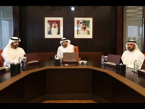 حمدان بن محمد يترأس اجتماع المجلس التنفيذي بدبي