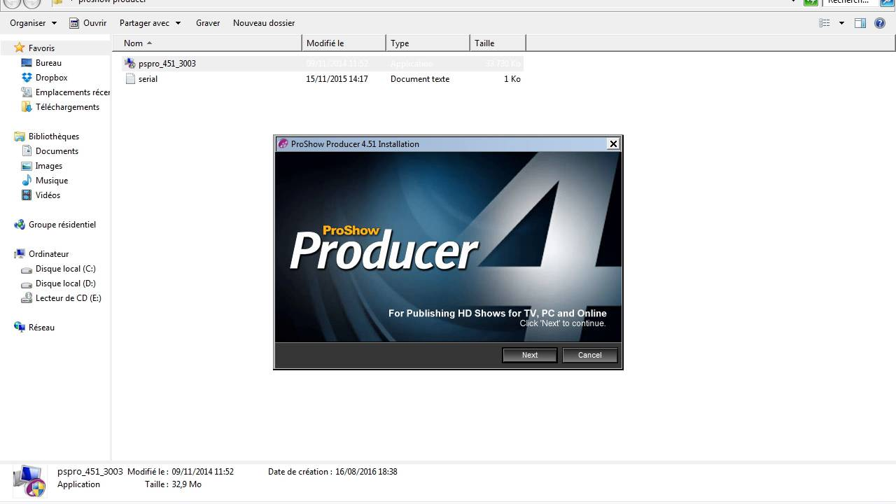 TÉLÉCHARGER PHOTODEX PROSHOW PRODUCER 4.5.2929 GRATUIT GRATUIT