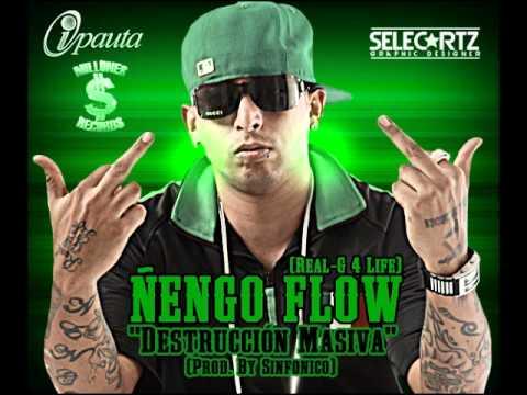 Ñengo Flow-Destruccion Masiva (Real G4 Life Mixtape).mp4