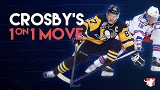 Crosby's 1 on 1 Move 🏒 - How To Burn By Defencemen